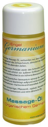 Engel-Germanium MassageÖl mit organischem Germanium, 100 ml