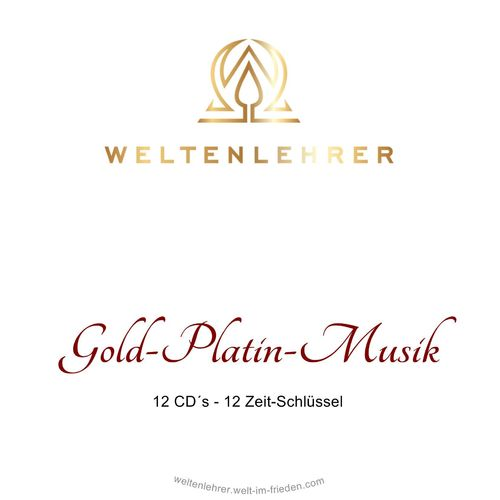 CD-Album - Gold-Platin-Musik 12 CD´s